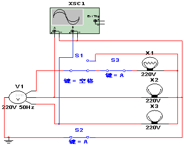 电路分析基础虚拟仿真实验平台